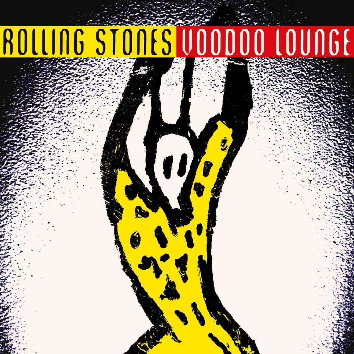 Copertina Vinile 33 giri Voodoo Lounge [2 LP] di The Rolling Stones
