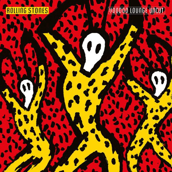 Copertina Vinile 33 giri Voodoo Lounge Uncut [3 LP] di The Rolling Stones