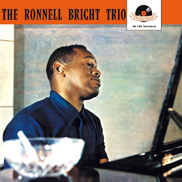 Copertina Disco Vinile 33 giri The Ronnel Bright Trio di The Ronnel Bright Trio