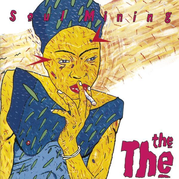 Copertina Disco Vinile 33 giri Soul Mining [Deluxe 30° Anniversario 2xLP] di The The