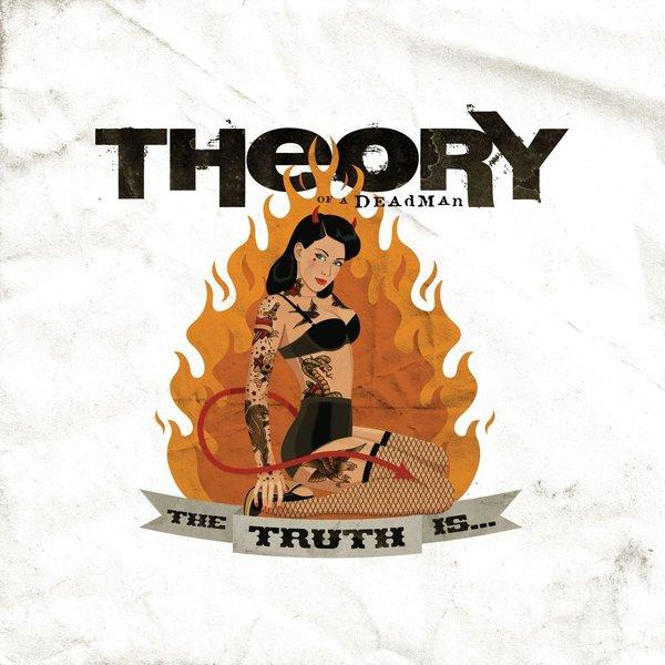 Copertina Disco Vinile 33 giri The Truth Is... di Theory Of A Deadman