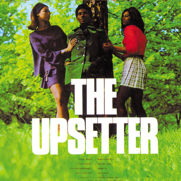 Copertina Disco Vinile 33 giri The Upsetter di The Upsetters