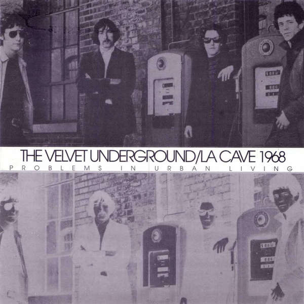 Copertina Disco Vinile 33 giri La Cave 1968 [2 LP] di The Velvet Underground