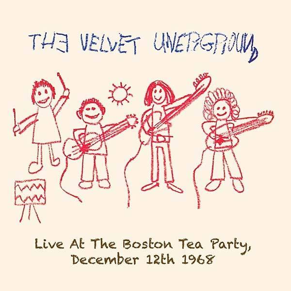 Copertina Disco Vinile 33 giri Live at The Boston Tea Party [2 LP] di The Velvet Underground