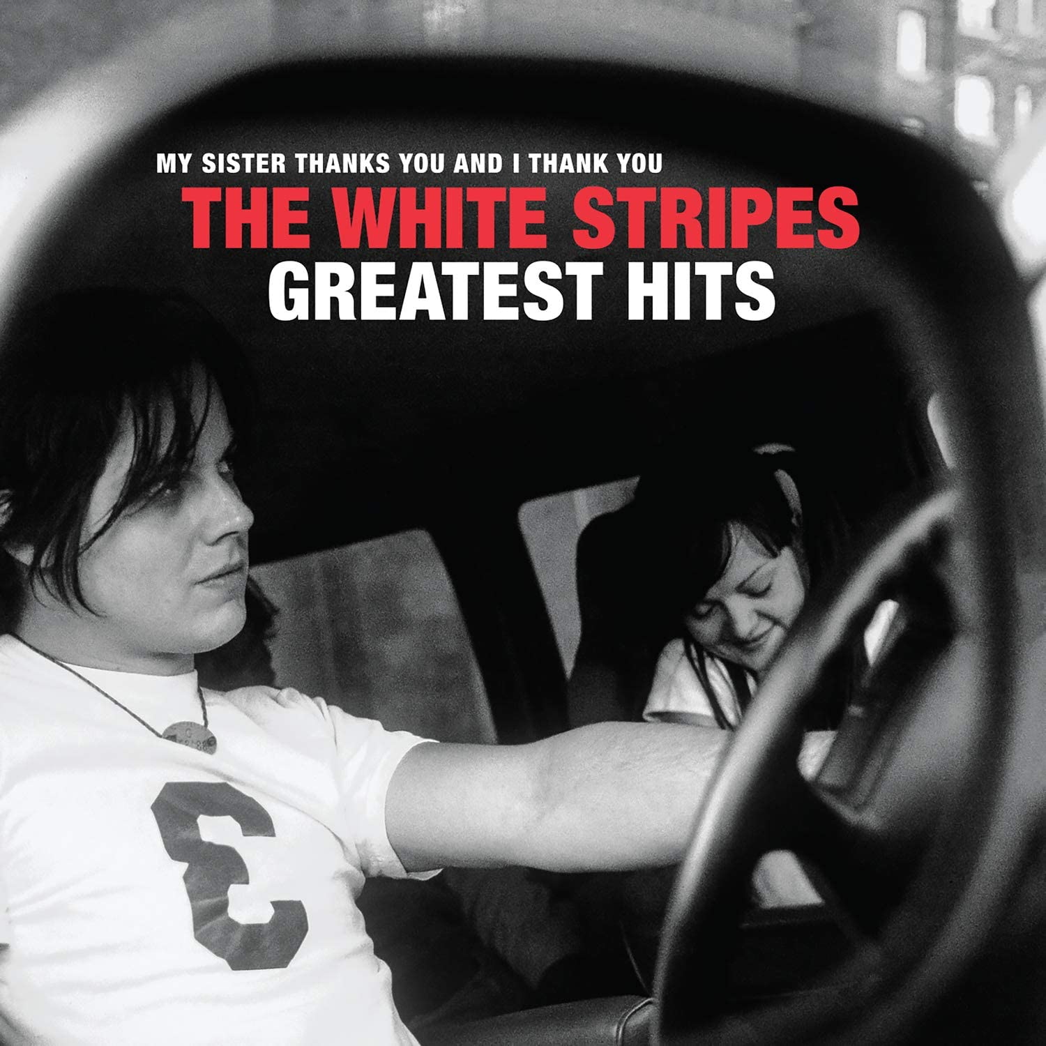 Copertina Vinile 33 giri Greatest Hits [2 LP] di The White Stripes