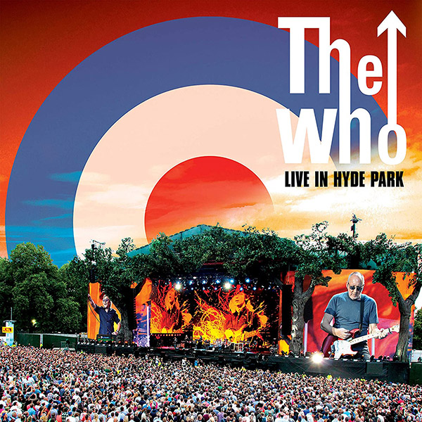 Copertina Vinile 33 giri Live in Hyde Park [3 LP] di The Who