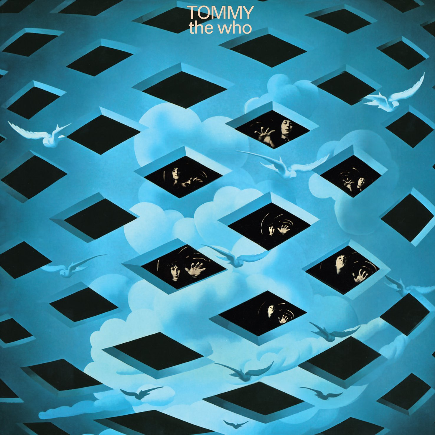 Copertina Disco Vinile 33 giri Tommy [2 LP] di The Who