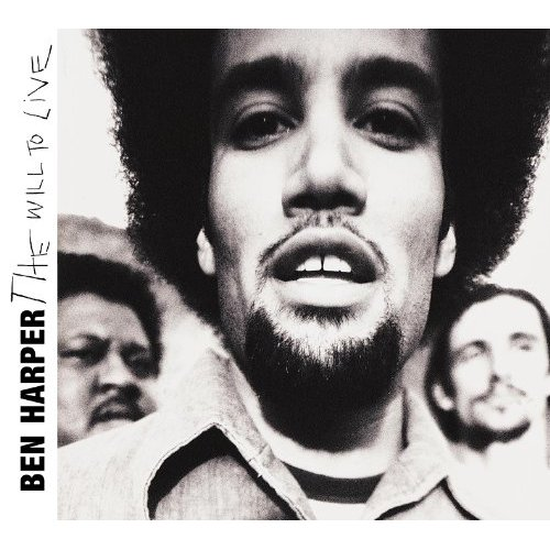 Copertina Disco Vinile 33 giri The Will To Live di Ben Harper
