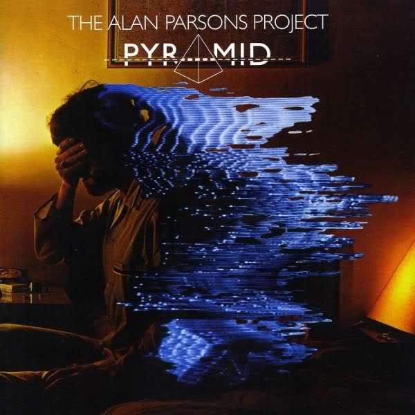Copertina Disco Vinile 33 giri Pyramid di The Alan Parsons Project