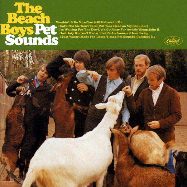 Copertina Vinile 33 giri Pet Sound  di The Beach Boys