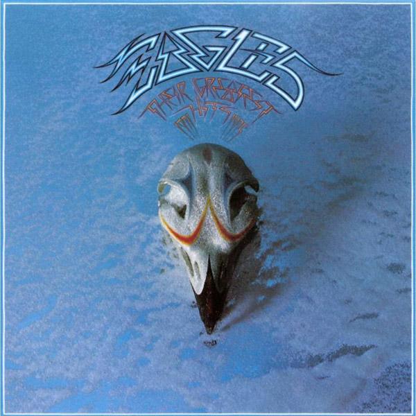 Copertina Disco Vinile 33 giri Their Greatest Hits (1971?1975) di Eagles