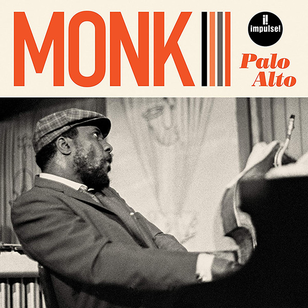 Copertina Vinile 33 giri Palo Alto di Thelonious Monk