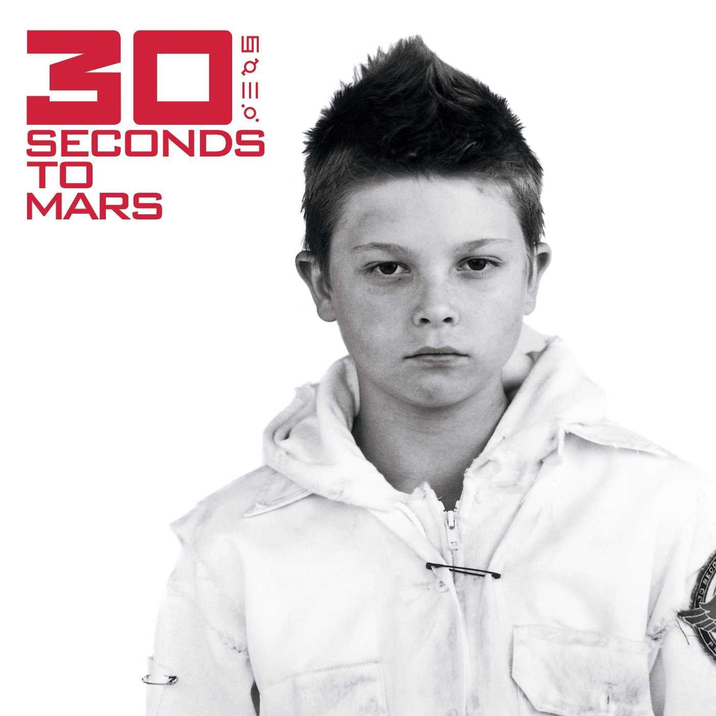 Copertina Disco Vinile 33 giri 30 Seconds to Mars [2 LP] di Thirty Seconds to Mars