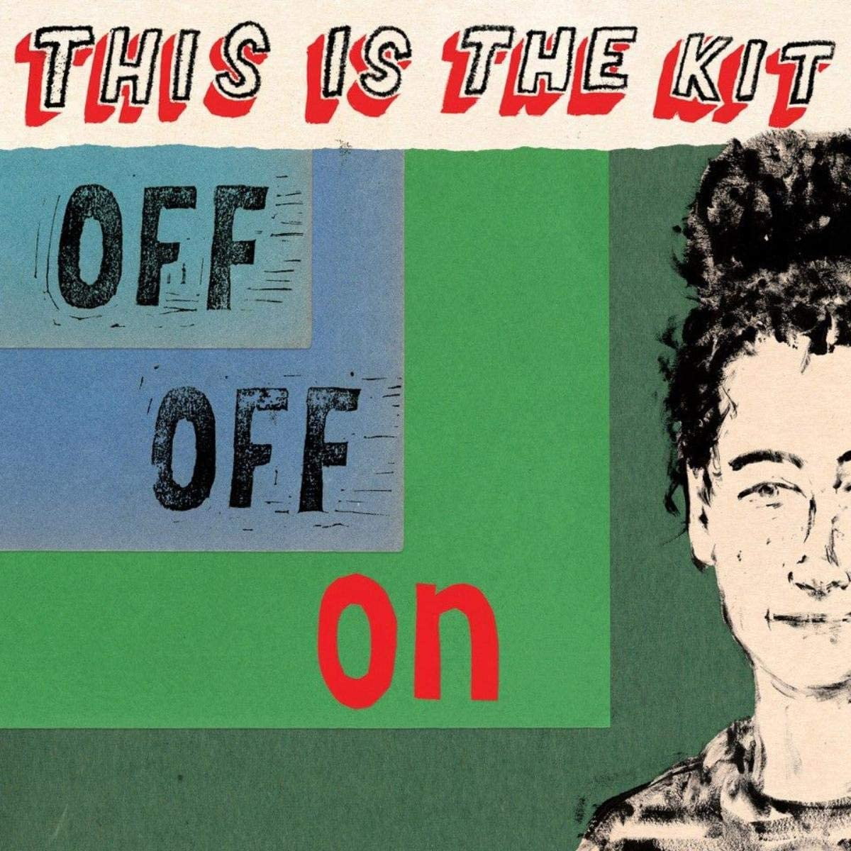Copertina Vinile 33 giri Off Off On di This Is The Kit