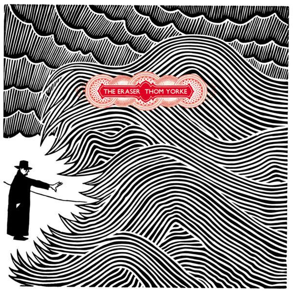 Copertina Vinile 33 giri The Eraser di Thom Yorke
