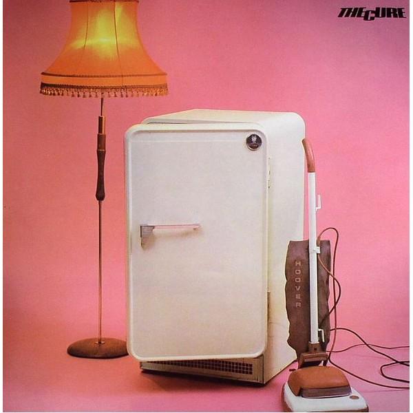 Copertina Disco Vinile 33 giri Three Imaginary Boys di The Cure