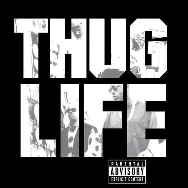 Copertina Vinile 33 giri Thug Life: Volume 1 di Thug Life