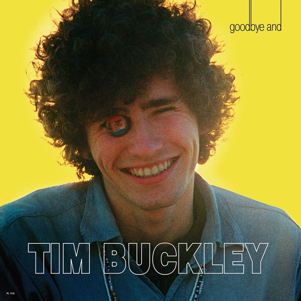 Copertina Vinile 33 giri Goodbye and Hello di Tim Buckley