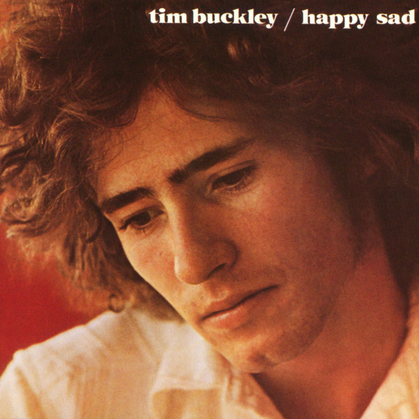 Copertina Vinile 33 giri Happy Sad di Tim Buckley