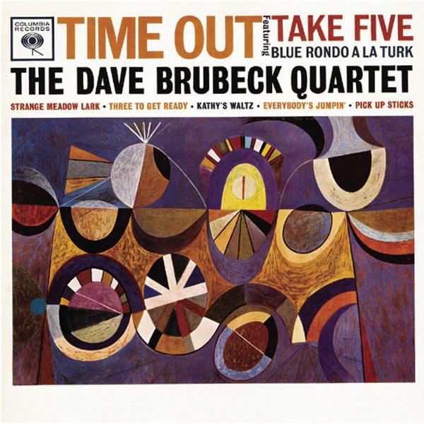 Copertina Disco Vinile 33 giri Time Out di Dave Brubeck