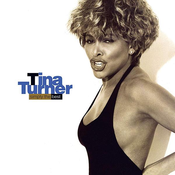 Copertina Vinile 33 giri Simply the Best [2 LP] di Tina Turner