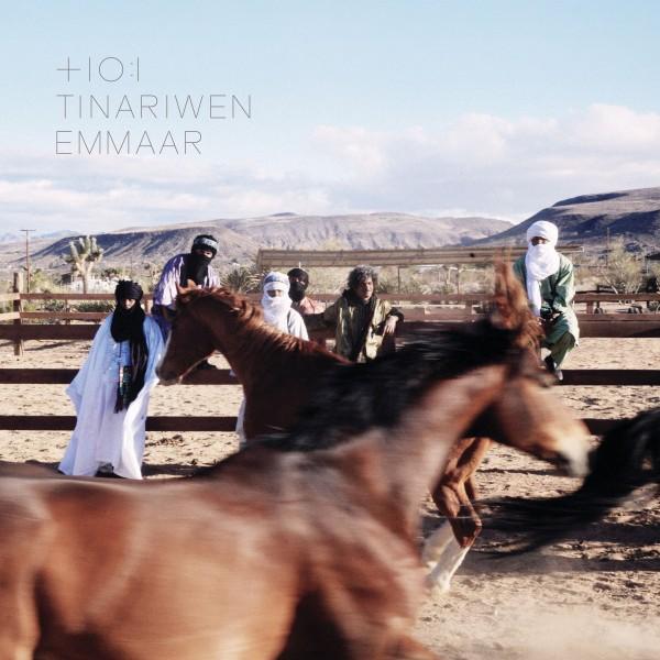 Copertina Disco Vinile 33 giri Emmaar [2 LP] di Tinariwen