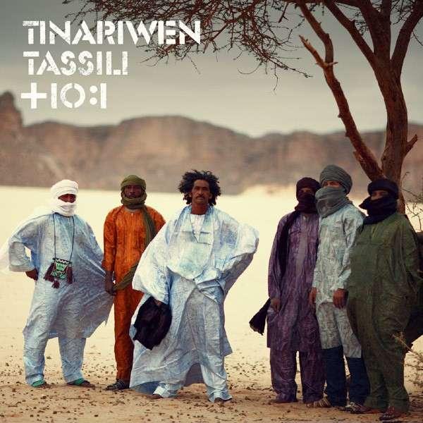 Copertina Disco Vinile 33 giri Tassili di Tinariwen