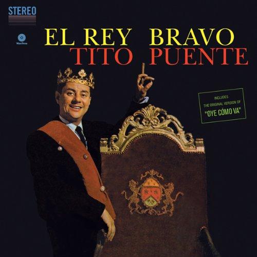 Copertina Disco Vinile 33 giri El Rey Bravo di Tito Puente