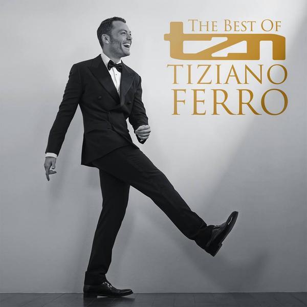 Copertina Disco Vinile 33 giri TZN - The Best Of [Cofanetto 4 LP] di Tiziano Ferro