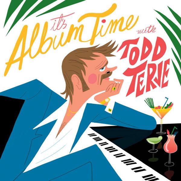 Copertina Disco Vinile 33 giri It's Album Time [2 LP] di Todd Terje