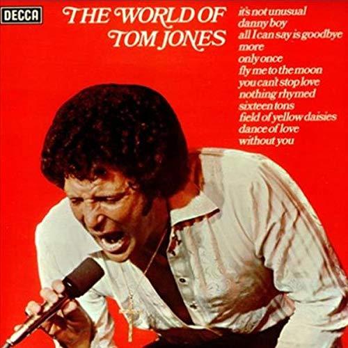 Copertina Vinile 33 giri The World Of di Tom Jones