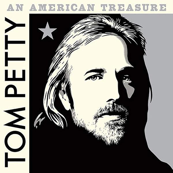 Copertina Vinile 33 giri An American Treasure [Cofanetto 6xLP] di Tom Petty