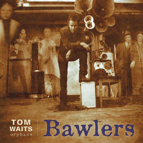 Copertina Vinile 33 giri Bawlers[2 LP] di Tom Waits