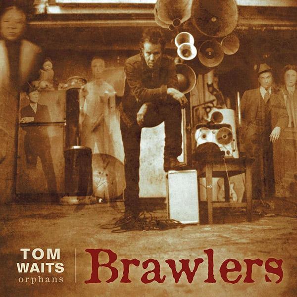 Copertina Vinile 33 giri Brawlers [2 LP] di Tom Waits