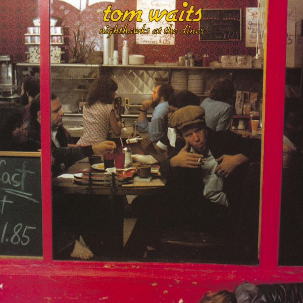 Copertina Vinile 33 giri Nighthawks at the Diner [2 LP] di Tom Waits