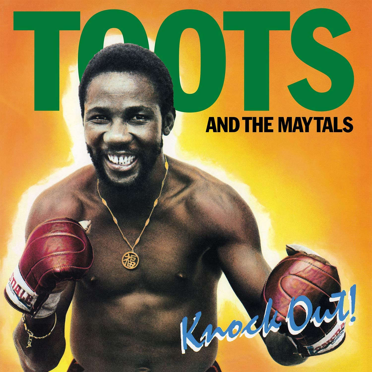 Copertina Vinile 33 giri Knock Out! di Toots & The Maytals