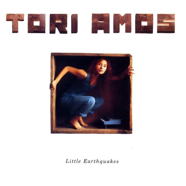 Copertina Disco Vinile 33 giri Little Earthquakes di Tori Amos