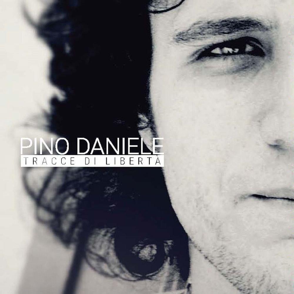 Copertina Disco Vinile 33 giri Tracce Di Libertà  di Pino Daniele