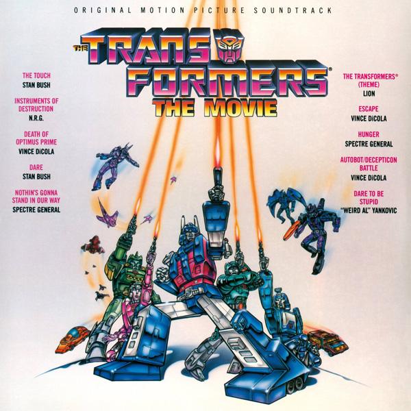 Copertina Disco Vinile 33 giri Transformers: The Movie [Soundtrack LP] di