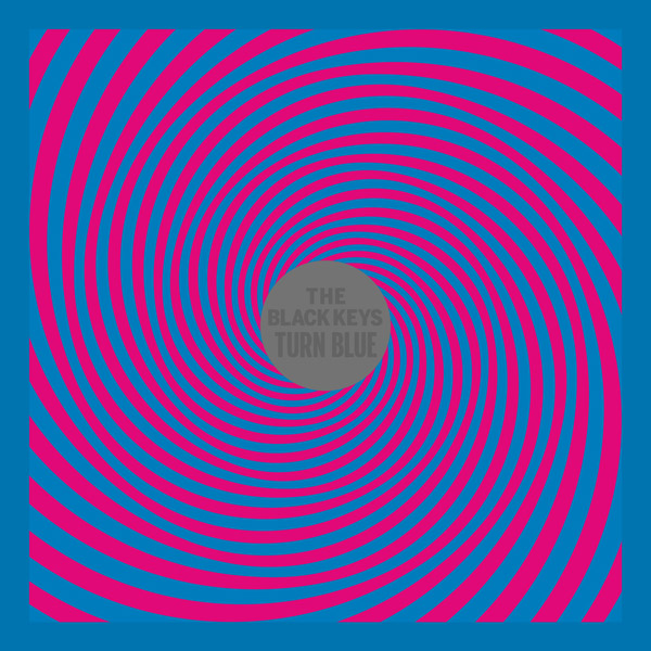 Copertina Disco Vinile 33 giri Turn Blue [LP+CD+Poster] di The Black Keys