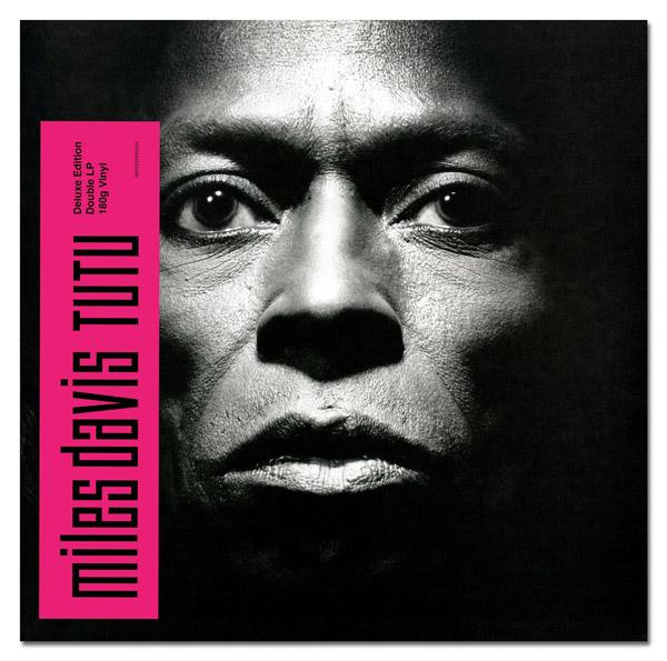Copertina Disco Vinile 33 giri Tutu (Deluxe 2xLP) di Miles Davis