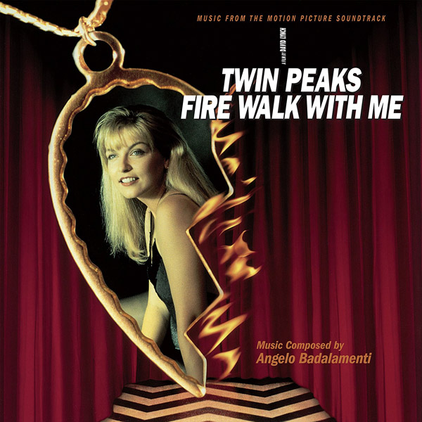Copertina Vinile 33 giri Twin Peaks: Fire Walk With Me [Soundtrack LP] di Angelo Badalamenti