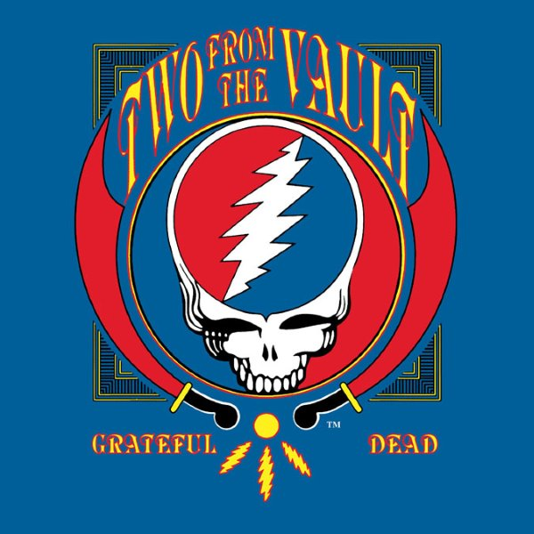 Copertina Disco Vinile 33 giri Two From The Vault [4 LP] di Grateful Dead