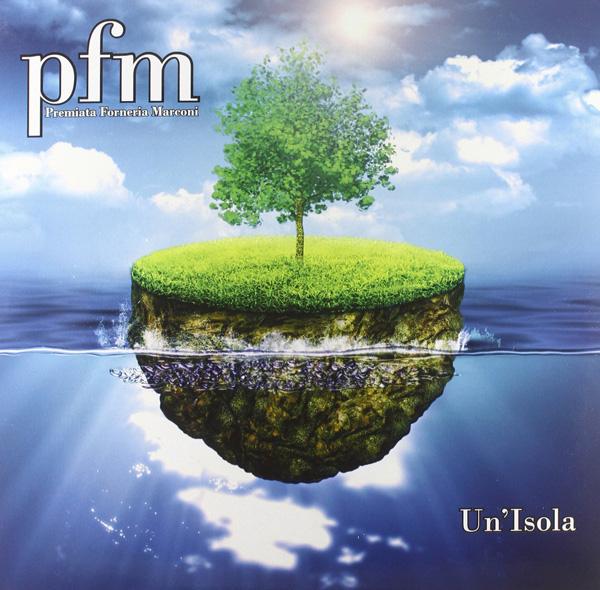 Copertina Disco Vinile 33 giri Un'Isola [LP+CD] di Premiata Forneria Marconi