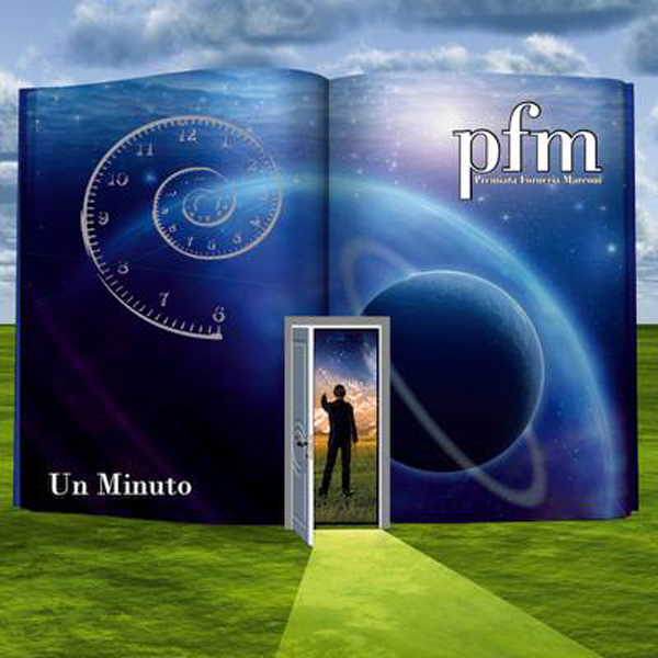 Copertina Disco Vinile 33 giri Un Minuto [LP+CD] di Premiata Forneria Marconi