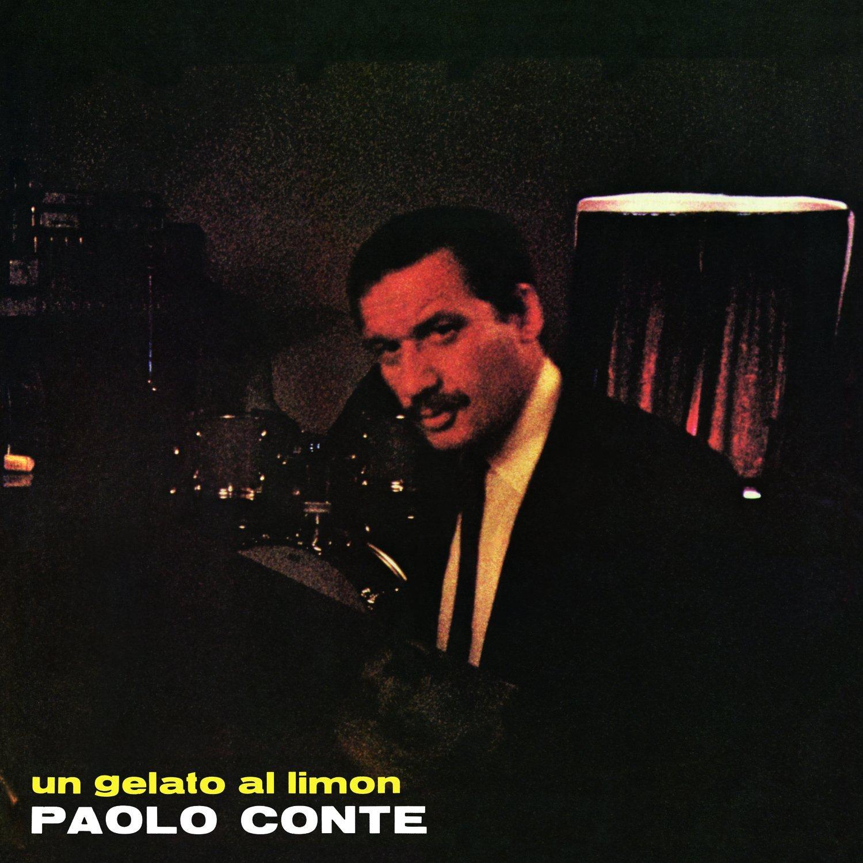 Copertina Disco Vinile 33 giri Un gelato al Limon di Paolo Conte