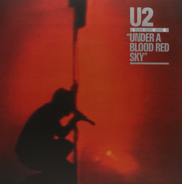 Copertina Disco Vinile 33 giri  di U2