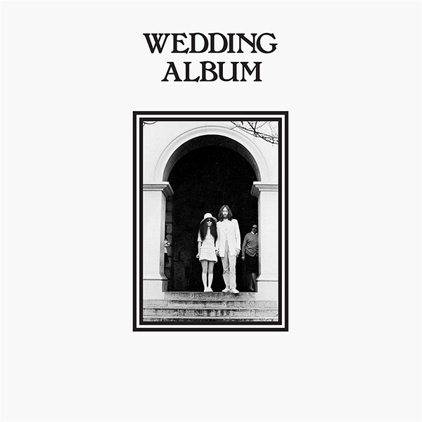 Copertina Vinile 33 giri Unfinished Music No. 3: Wedding Album di John Lennon