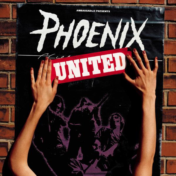 Copertina Disco Vinile 33 giri United di Phoenix