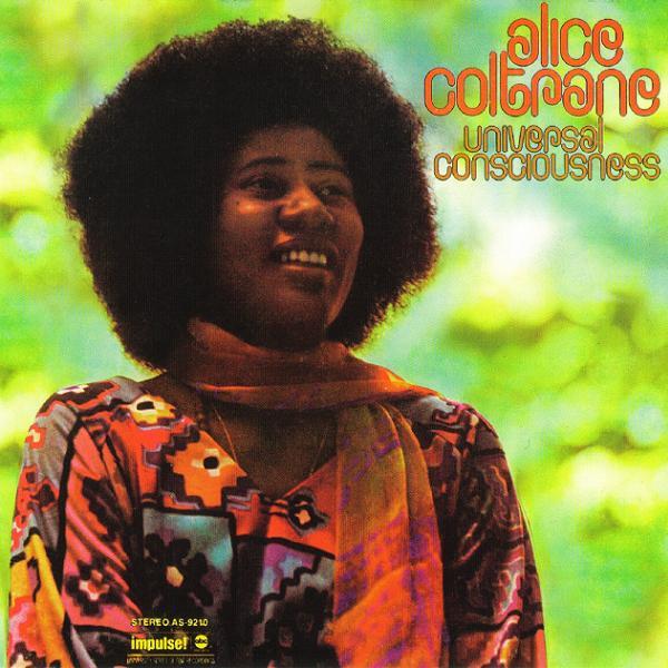 Copertina Disco Vinile 33 giri Universal Consciousness di Alice Coltrane